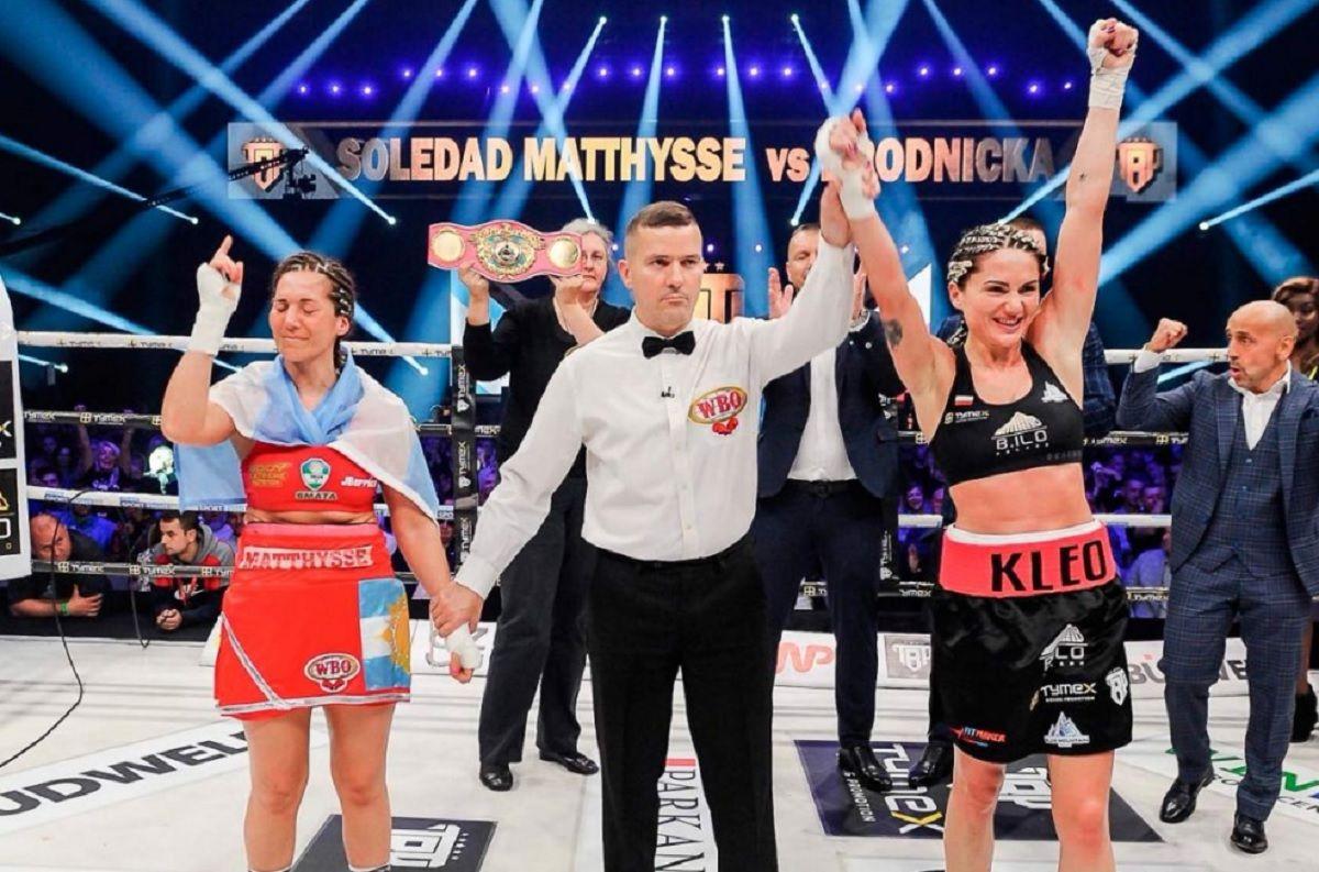 Boxeo: Matthysse cayó por puntos ante Brodnicka y se retiró con un desafiante gesto
