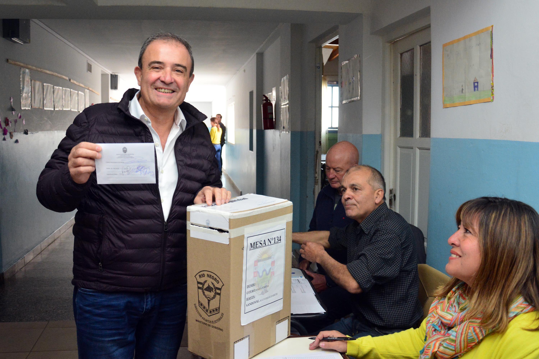 Pedro Pesatti ganó la intendencia de Viedma y la UCR pierde la sexta capital