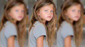 Thylane recibió el título de la nena más linda del mundo
