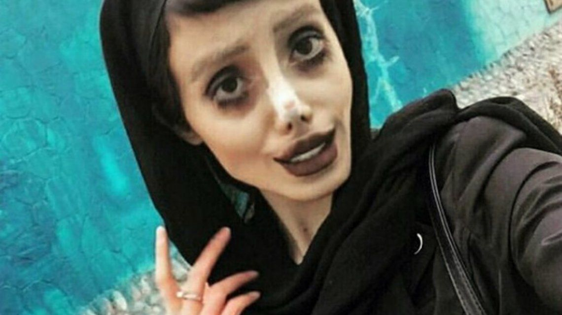 La Angelina Jolie iraní fue arrestada por sospecha de blasfemia