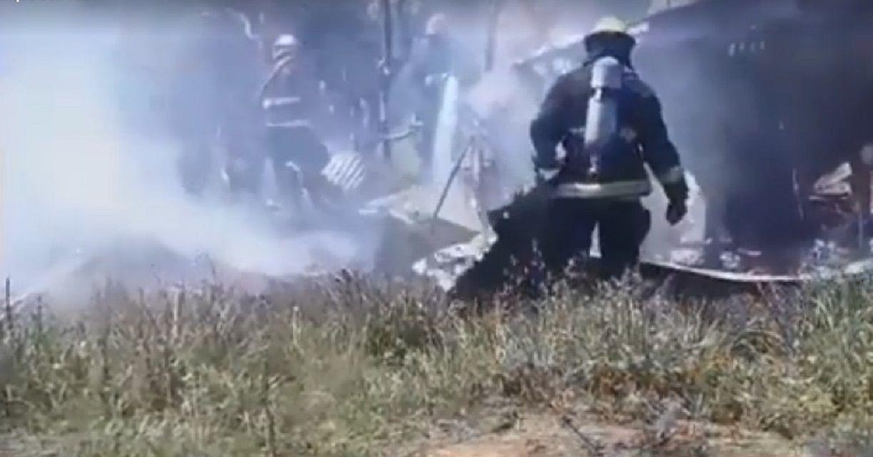 Una mujer y sus dos hijas murieron al incendiarse su casa, que estaba cerrada con candado desde afuera