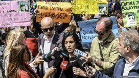 Gabriela Choque, la hermana de Cinthia, pidió que Veppo siga en la cárcel