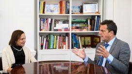 Massa en Nueva York: Queremos una relación de colaboración y respeto con Estados Unidos