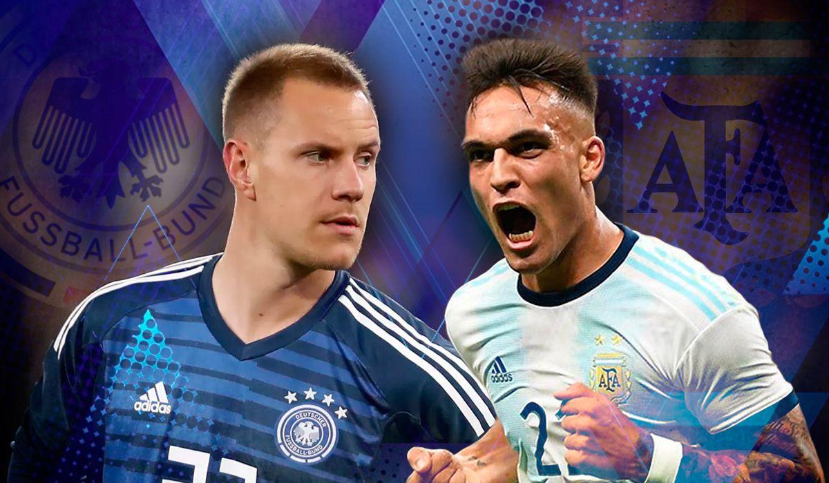 Amistoso Alemania vs. Argentina en Dortmund: horario, formaciones y TV