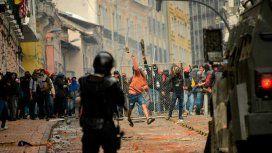 Se tensa la situación en Ecuador y Correa pidió el adelantamiento de las elecciones