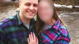 Encontró a su novio violando a su dama de honor, pero igual se casó con él