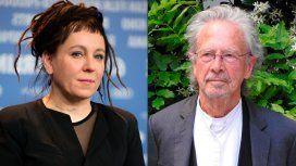Una polaca y un austríaco ganaron el Premio Nobel de Literatura