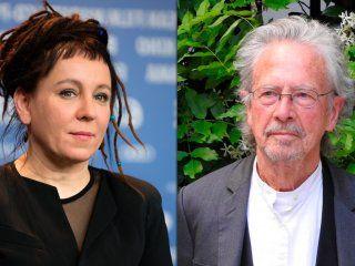 premio nobel de literatura: lo ganaron olga tokarczuk y peter handke