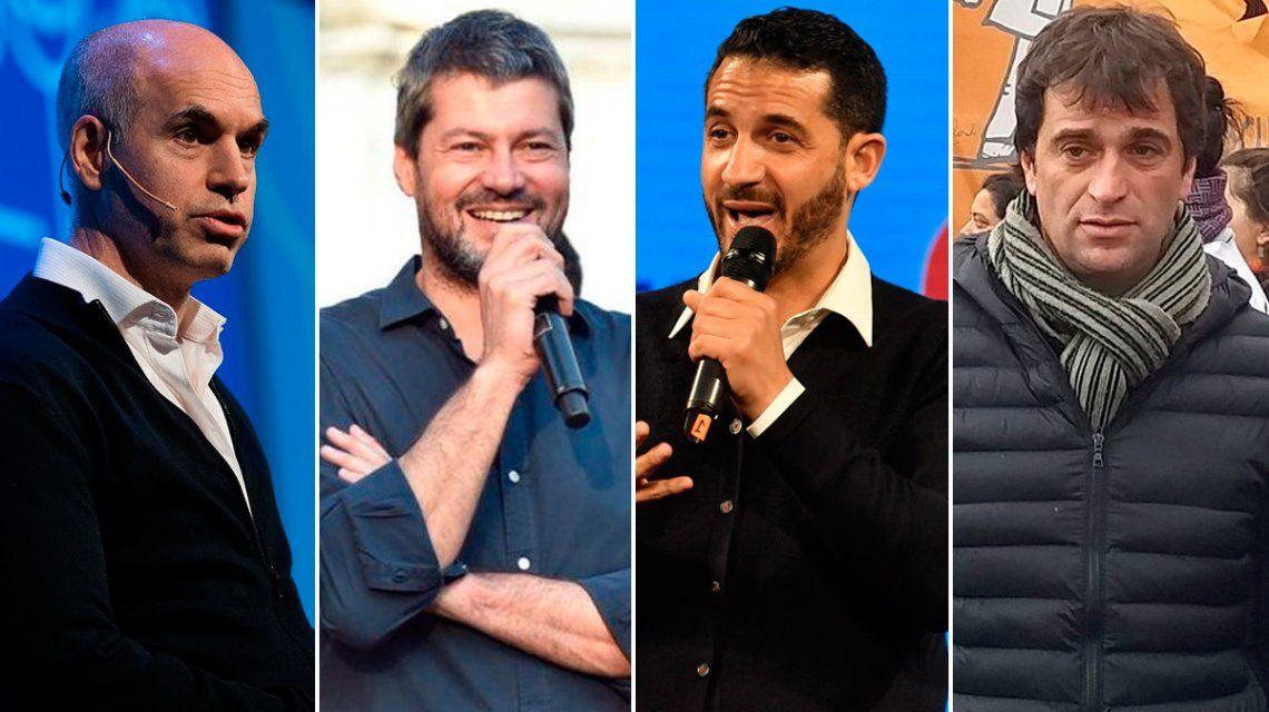 Elecciones 2019: este jueves debaten los candidatos a jefe de gobierno porteño