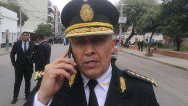 Marcelino Elizondo, jefe de la Policía de La Rioja