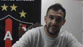Lucas Mancinelli fue denunciado por violencia de género y lo separaron del plantel de Patronato