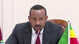 El Premio Nobel de la Paz fue para el primer ministro de Etiopía