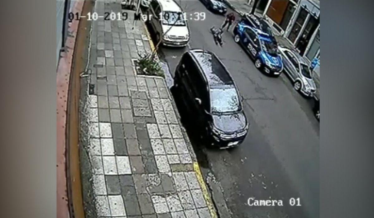 Aparece un nuevo video del momento en el que dos policías matan a un hombre en Villa Crespo