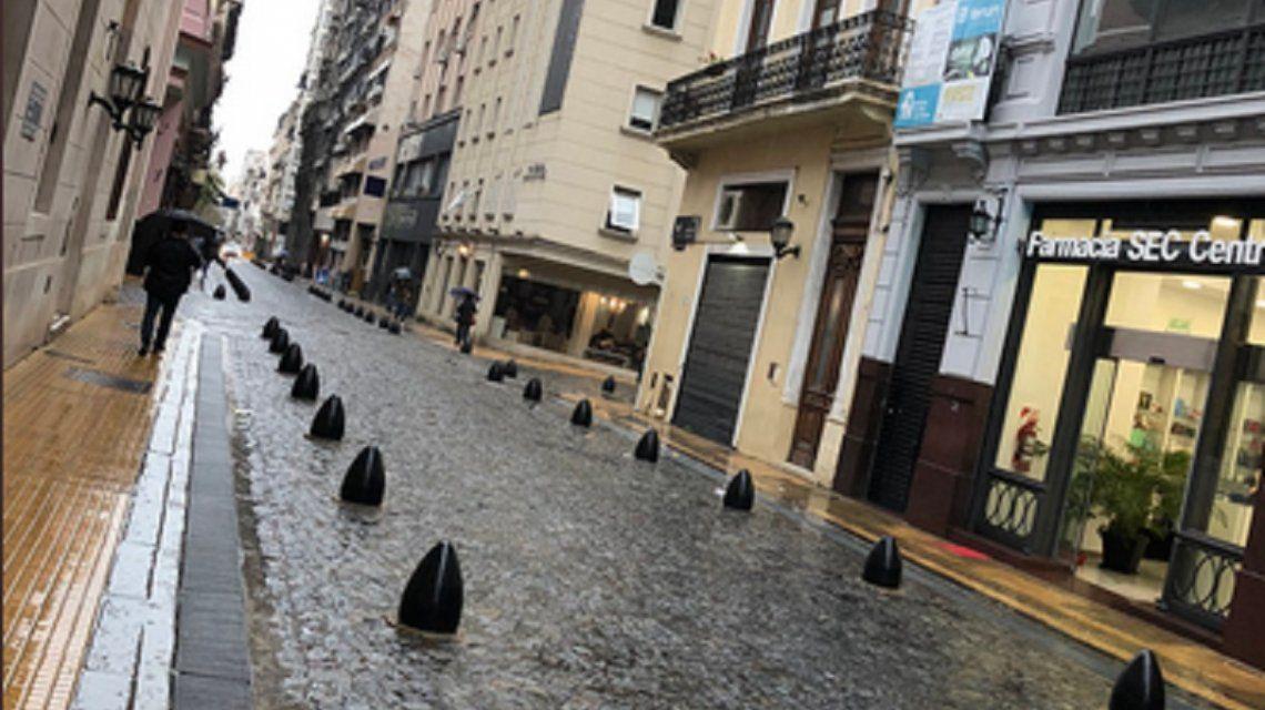Renovaron el alerta meteorológico por tormentas fuertes en la Ciudad y el norte de la provincia de Buenos Aires