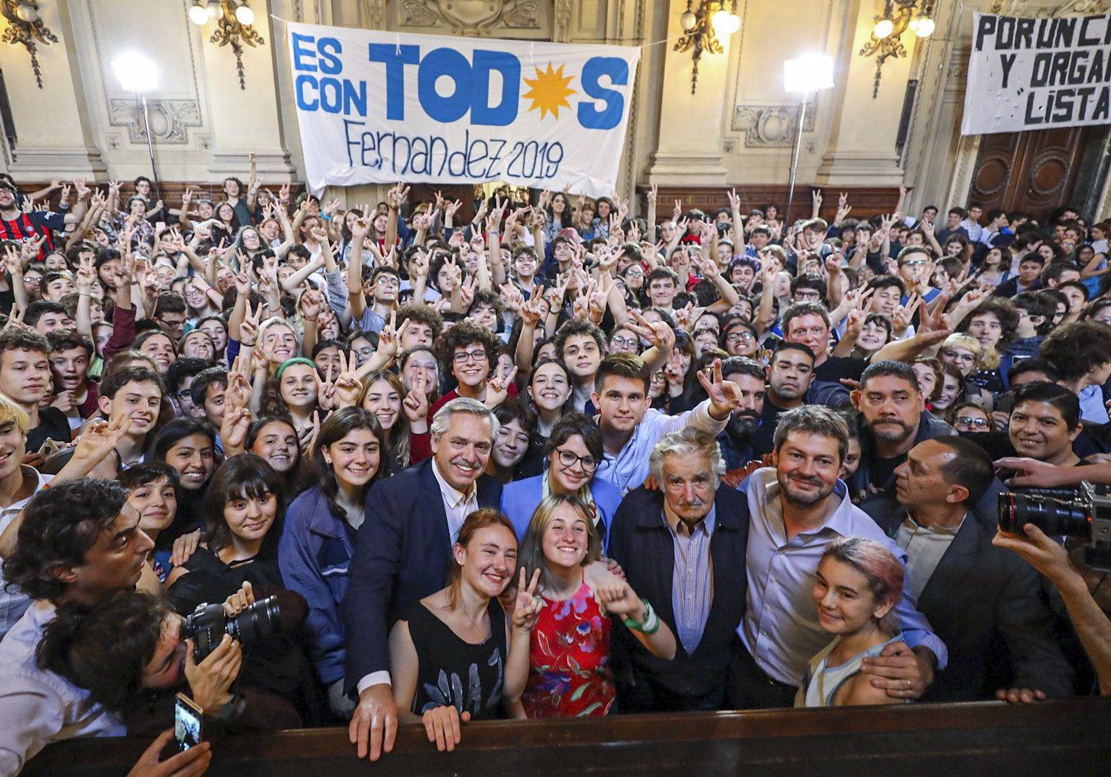 Mujica: Sé que Argentina va a salir de esta angustia, es un país riquísimo