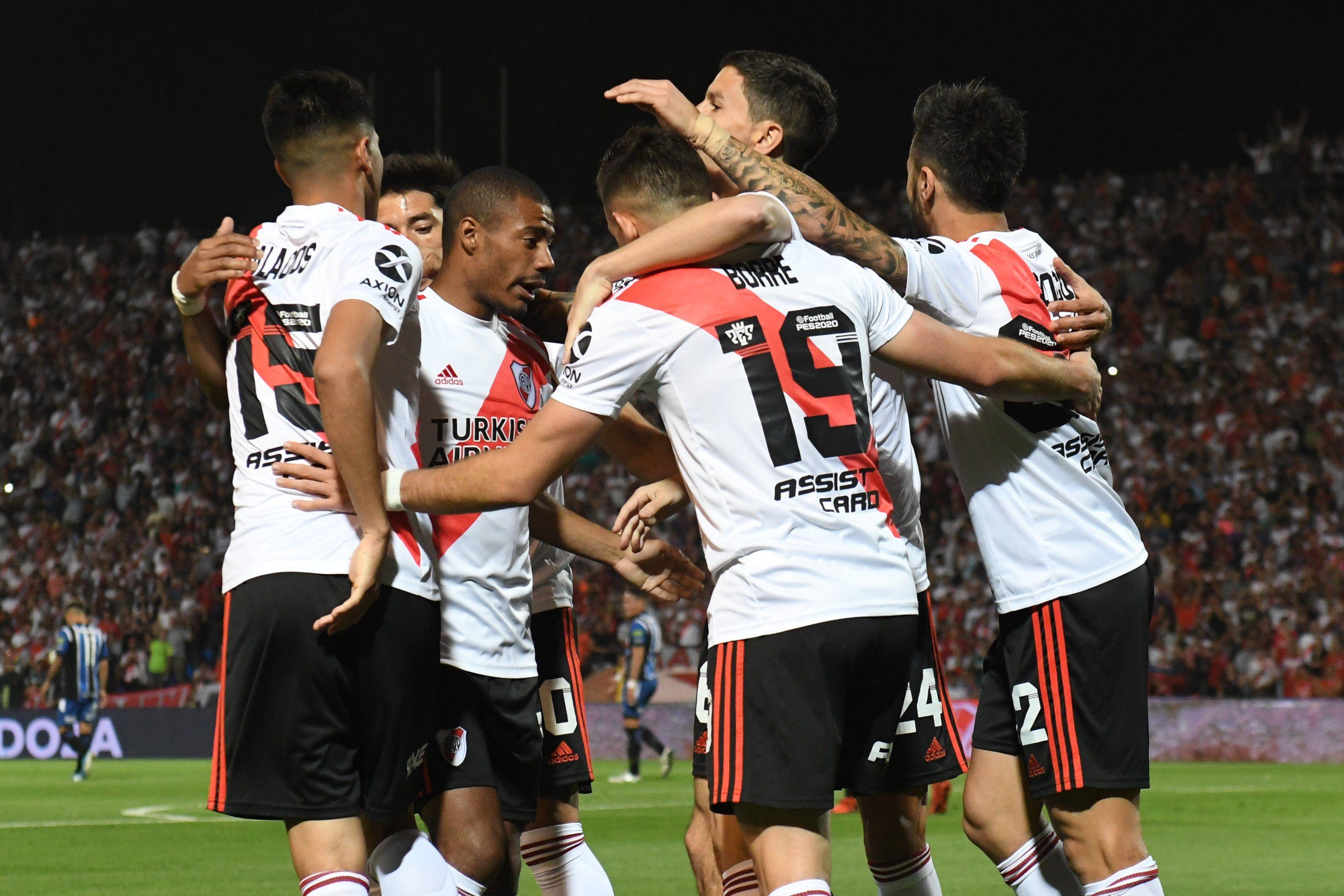 River vs. Estudiantes de Buenos Aires: horario, formaciones y TV