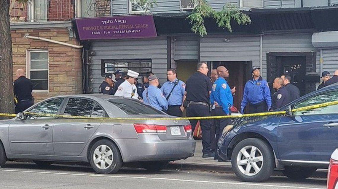 Tiroteo en Brooklyn, Nueva York: hay al menos cuatro muertos y cinco heridos