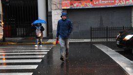Rige un alerta amarillo por nuevas tormentas para la Ciudad de Buenos Aires