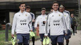 Tras empatar con Alemania, Argentina enfrenta a Ecuador en España