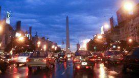 Diluvió en la Ciudad y trajo alivio al calor agobiante