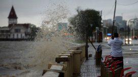 Tras el temporal de ayer, se espera un domingo ventoso en la Ciudad y el Conurbano