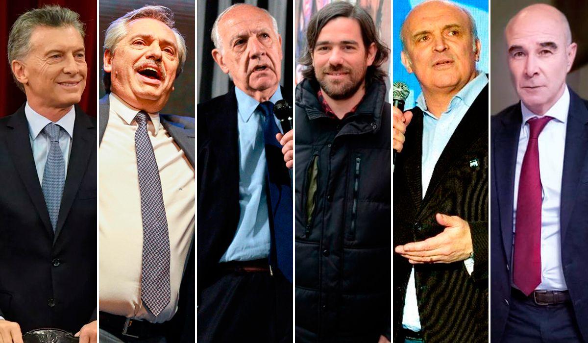 Cómo se prepararon los candidatos para el primer debate presidencial