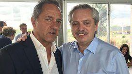 Scioli, el invitado sorpresa de Alberto para el debate