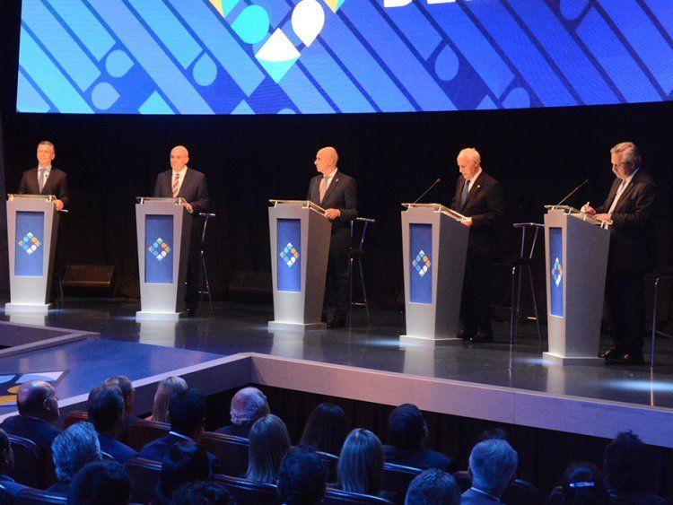 Se viene otro debate presidencial: ¿dónde y cuándo volverán a confrontar los candidatos?