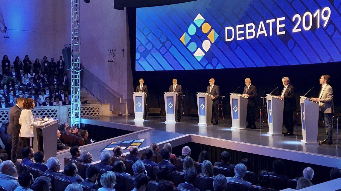 Debate presidencial, segundo capítulo: megaoperativo con cortes y 600 gendarmes