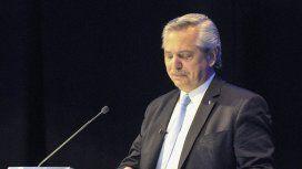 Los piedras son ellos: la frase con la que cerró el debate Alberto Fernández