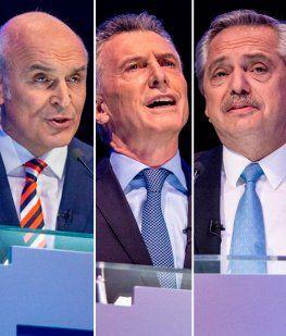 Comunicación no verbal: lo que dijeron los candidatos con su cuerpo en el debate