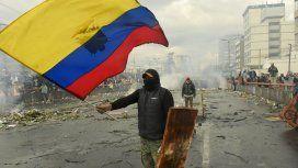 Tras 12 días de intensas protestas, el gobieno de Ecuador deroga el ajuste