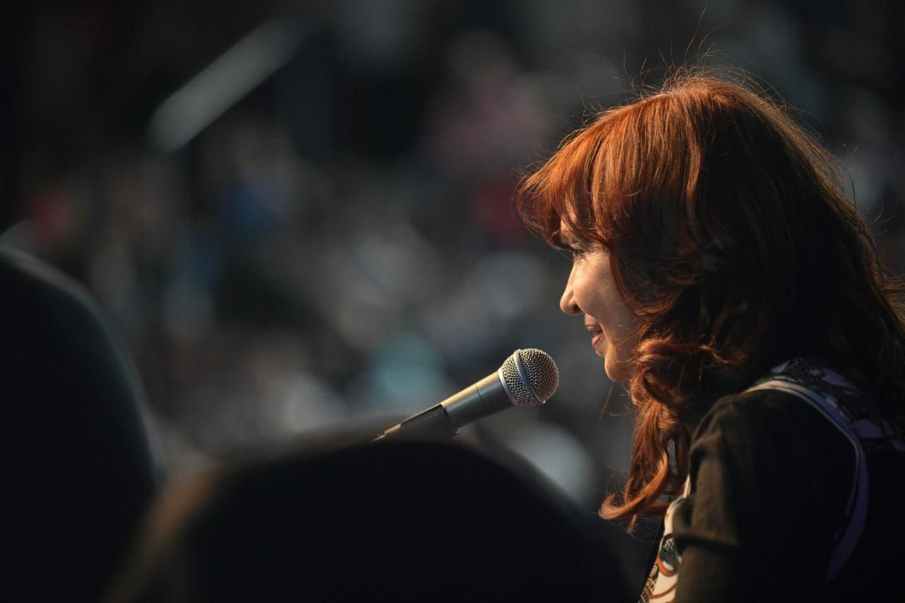 Cristina Kirchner, en El Calafate: Este gobierno tiene el doble de planes sociales