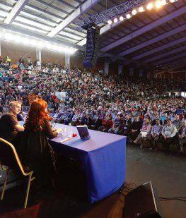 CFK: Este gobierno tiene el doble de planes sociales