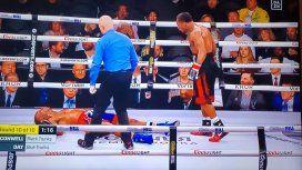 Murió el boxeador Patrick Day