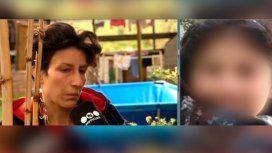 Habló la mamá de Abril Caballé: Tengo tanto miedo y dolor