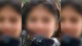 Abril Caballe tiene 10 años y desapareció en Punta Indio