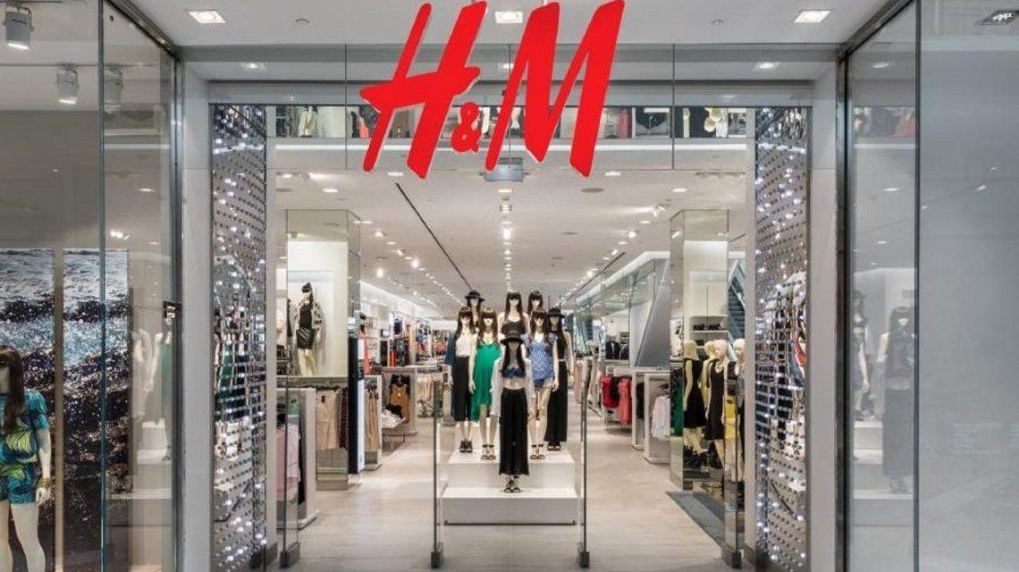 Alerta en la industria de ropa local: H&M llega a Palermo