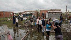 La Matanza incrementa la asistencia a los afectados por las consecuencias del temporal