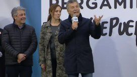 Macri se disculpó por su frase sobre las mujeres y dijo que usó un mal ejemplo