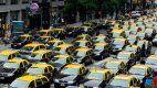 Taxistas marchan al Gobierno porteño: ¿dónde son los cortes?