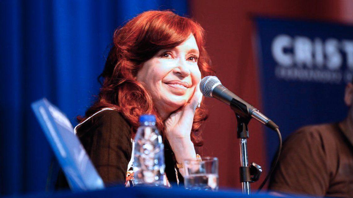 Cristina Kirchner publicó en sus redes un nuevo spot de campaña
