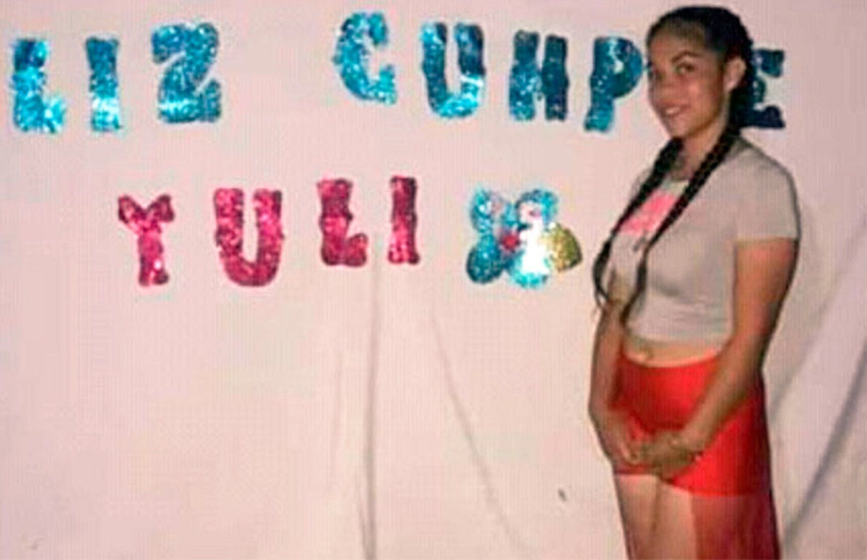La joven murió durante su fiesta de 15 años