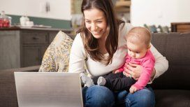 Día de la Madre: cada vez más mamás crían solas a sus hijos