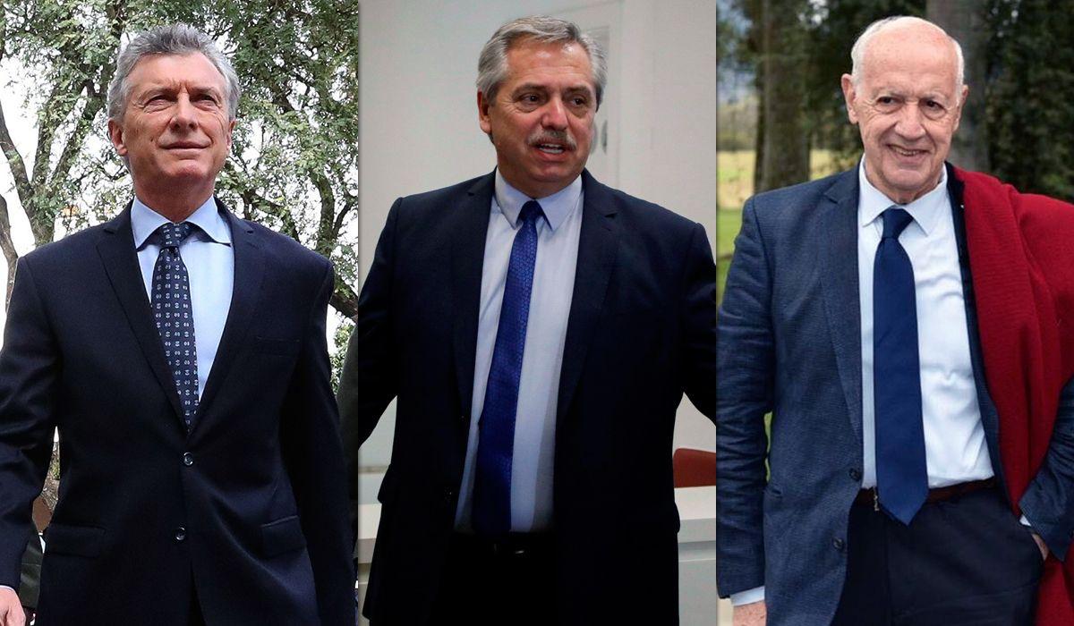 Macri, Alberto Fernández o Lavagna: un juego para descubrir a tu presidente ideal