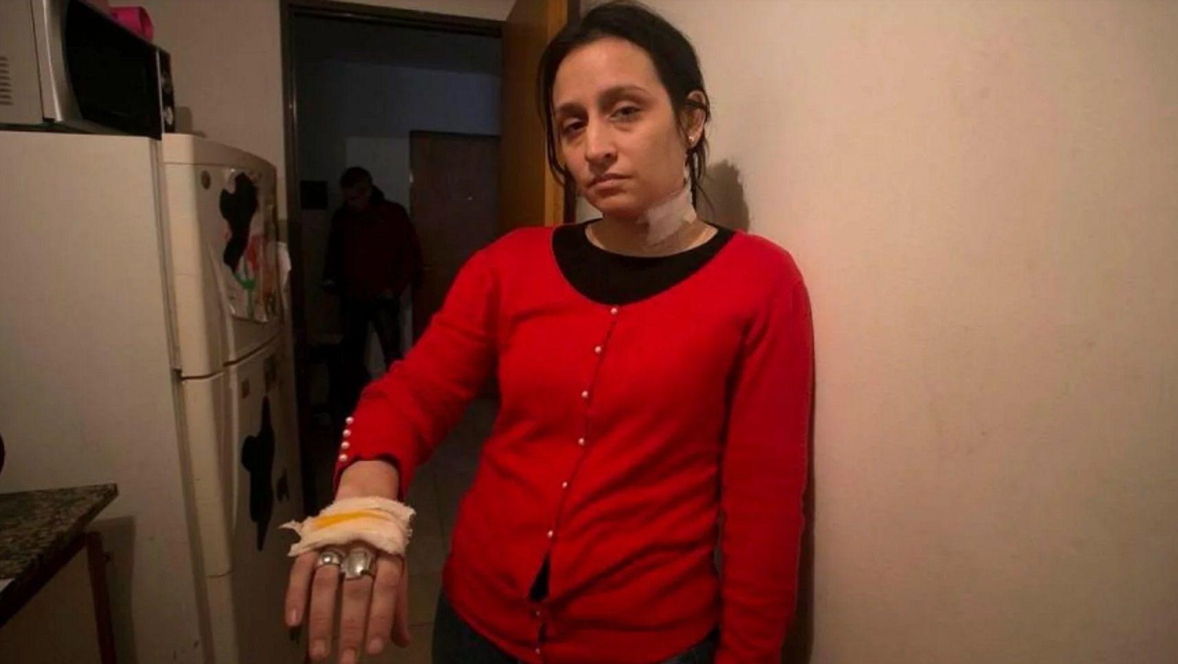 Melena Cruz denunció 12 veces a su ex pareja por amenazas y agresiones