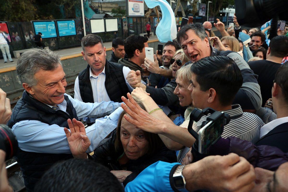 Mauricio Macri: Somos como un alcohólico recurrente con la inflación