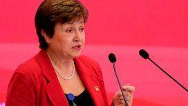 Kristalina Georgieva: Tuve una llamada muy constructiva con Alberto Fernández