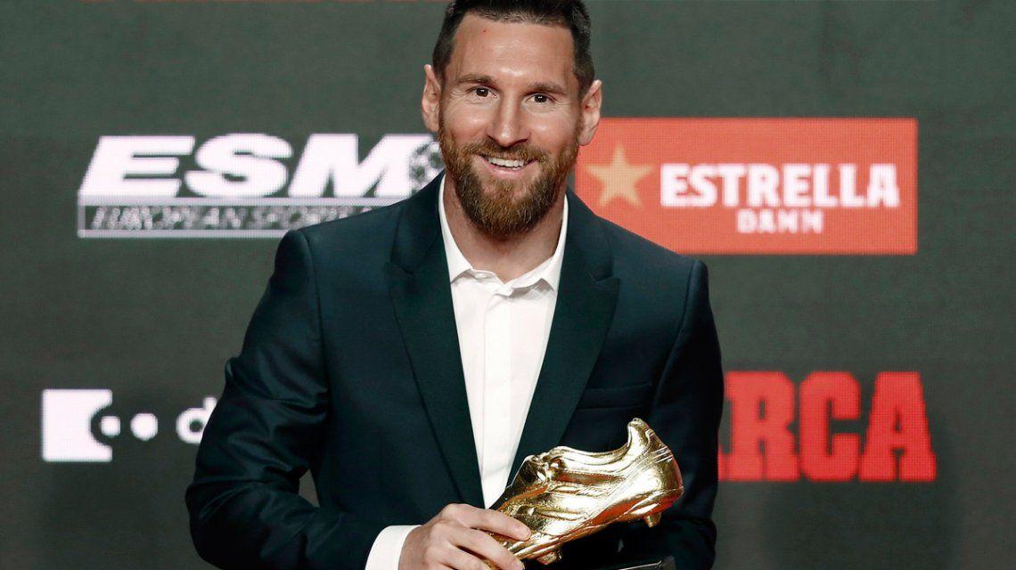 Messi habló de su retiro: Seré el primero en decir hasta acá llegué