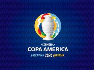 la conmebol revelo el logo de la copa america argentina-colombia